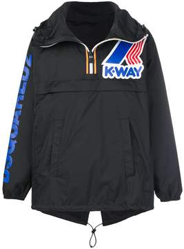 DSQUARED2 Kway wind breaker