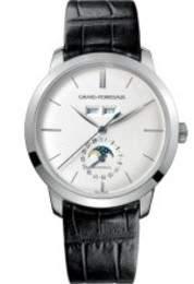 Girard Perregaux Classique Automatic Silver Dial Men's Watch