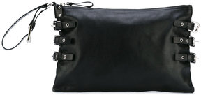 Red Valentino buckled clutch