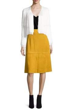 Goldie Establishment Mustard Skirt