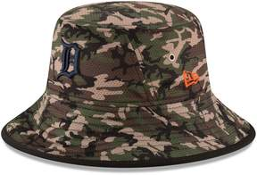 New Era Youth Detroit Tigers Redux Camo Bucket Hat