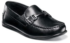 Florsheim Boy's Jasper Bit Jr Loafer