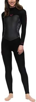 Roxy 4/3 Syncro Back Zip GBS Wetsuit