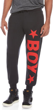 Boy London Graphic Joggers