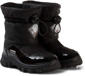 Naturino Black Varna Waterproof Boots