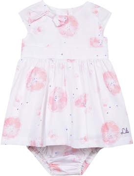 Lili Gaufrette Landy Dress and Bloomers Set