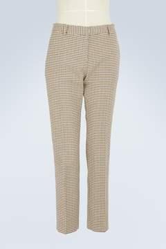 Vanessa Bruno Mosquito cotton pants