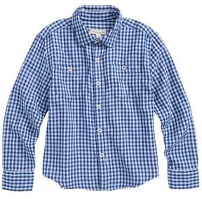 Tucker + Tate Double Cloth Shirt (Toddler Boys & Little Boys)
