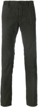 Incotex tweed trousers