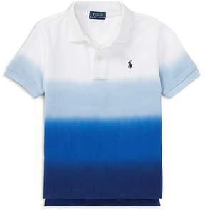 Polo Ralph Lauren Boys' Dip-Dyed Polo - Little Kid