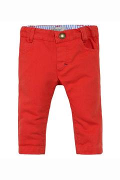 Jean Bourget Orange Pants