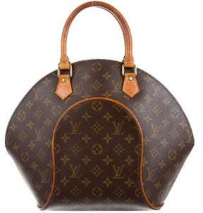 Louis Vuitton Monogram Ellipse MM - BROWN - STYLE