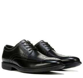 Nunn Bush Men's Decker Comfort Gel Wing Tip Oxford