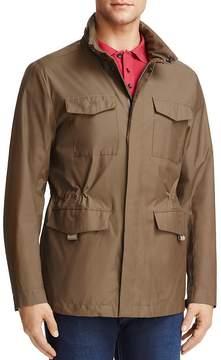 Armani Collezioni Caban Hooded Coat