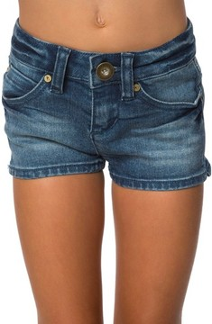O'Neill Toddler Girl's Minnie Denim Shorts