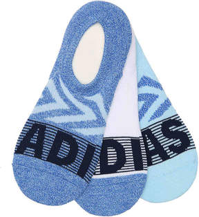 adidas Women's Superlite Women's's No Show Liners - 3 Pack