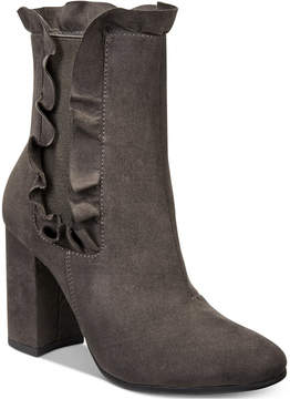 Esprit Vera Ruffle Booties Women's Shoes