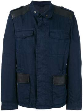 Etro button-down military jacket