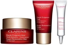 Clarins Limited Edition Super Restorative 24/7 Trio