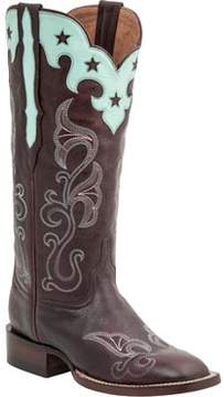 Lucchese Bootmaker M4912 W Toe Cowboy Boot (Women's)