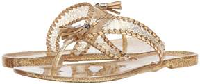 Jack Rogers Sparkle Alana Jelly Women's Sandals
