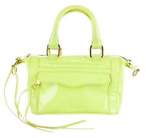 Rebecca Minkoff Mini Morning After Bag - YELLOW - STYLE
