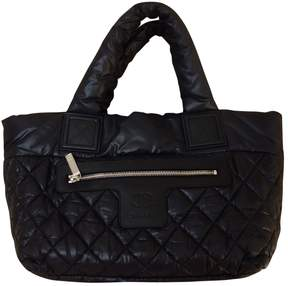 Chanel Cocoon cloth tote