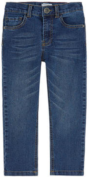 3 Pommes Boy regular fit stone jeans