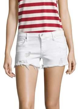 RtA Olivia Distressed Shorts