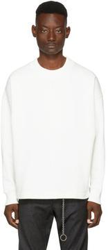 Lemaire Off-White Crewneck Sweatshirt