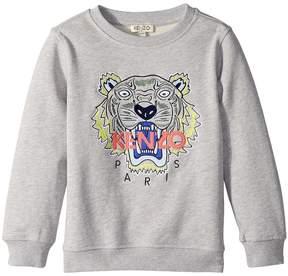 Kenzo Sweat Classic Tiger Girl's Sweatshirt