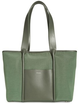 Skagen Lisabet Coated Twill Tote - Green