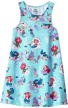 Hatley Underwater Kingdom Swim Dress Cover-Up Girl's Swimwear