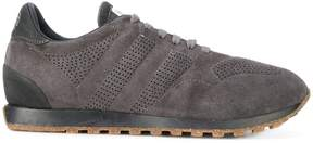 Alberto Fasciani perforated sneakers