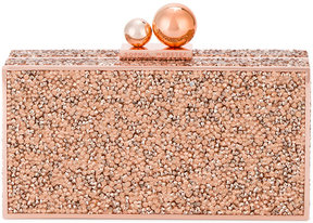 Sophia Webster studded box clutch