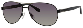 Safilo USA BOSS 0705 Polarized Aviator Sunglasses