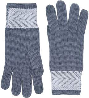 UGG Chevron Smart Gloves Extreme Cold Weather Gloves