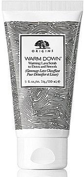 Origins Warm Down Warming Lava Scrub To Detox and Smooth