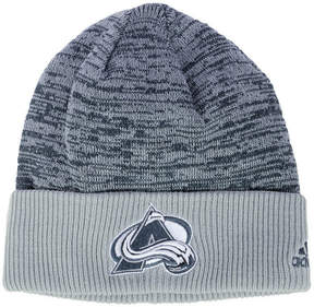 adidas Colorado Avalanche Two Tone Knit Hat