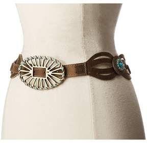 Leather Rock 1771 Women's Belts