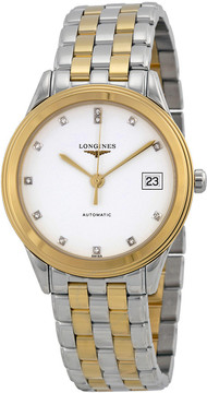 Longines Les Grandes Flagship Diamond Automatic Men's Watch