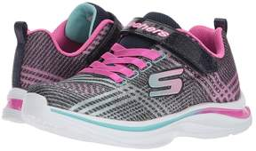 Skechers Double Dreams 81407L Girl's Shoes