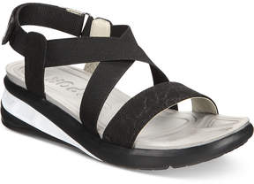 Jambu Jsport By Sunny Wedge Sandals Women's Shoes