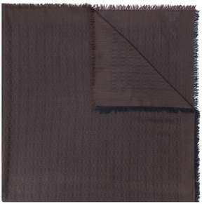 Sonia Rykiel printed fringe scarf