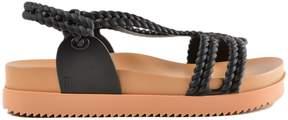 Melissa Cosmic Braided Flat Sandals