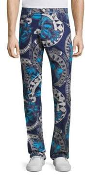 PRPS Regular-Fit Chain-Print Jeans