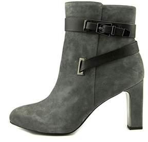 Alfani Womens Indraa Suede Closed Toe Ankle Fashion Boots.