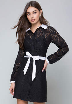 Bebe Tilda Lace Dress