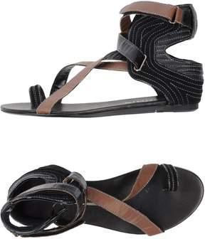 Ioannis Toe strap sandals
