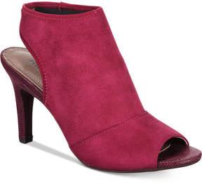 Rialto Reanne Peep-Toe Dress Sandals Women's Shoes